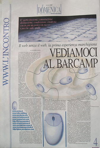 Edoardo Danieli - Vediamoci al BarCamp
