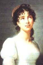 Angelica Catalani - ritratto (particolare)