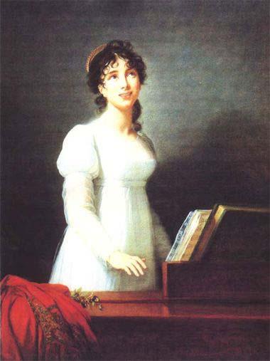 Angelica Catalani - ritratto