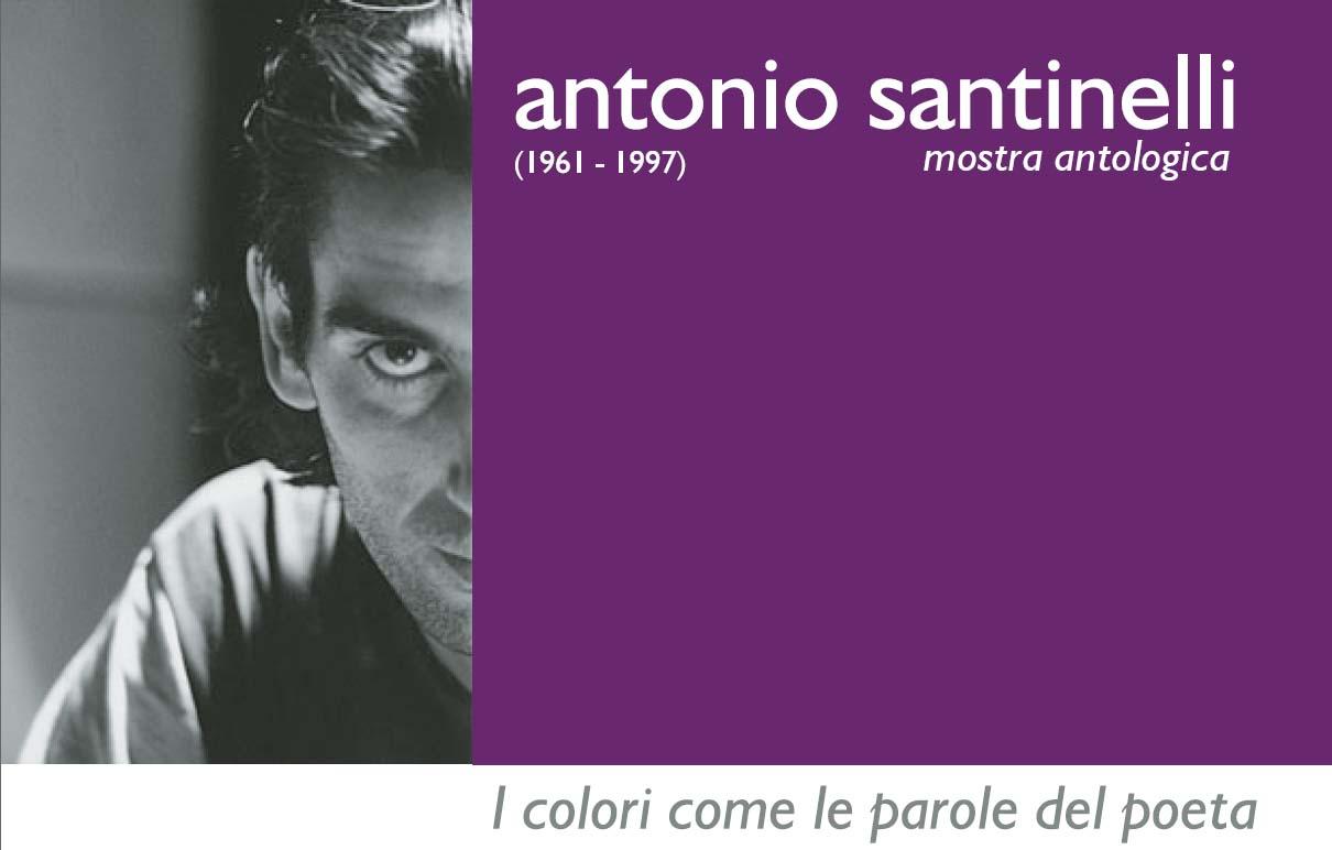 Mostra antologica di Antonio Santinelli