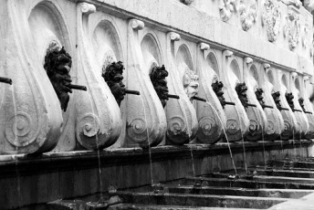 Fontana delle 13 cannelle - Ancona