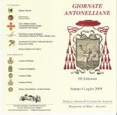 III Giornata Antonelliana - 4 luglio 09