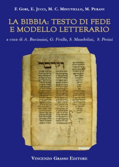 La Bibbia, testo di fede e modello letterario
