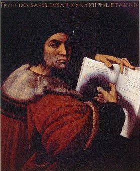 Francesco Arsilli ritratto da Sebastiano del Piombo