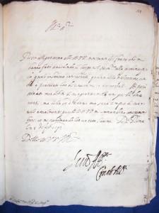 Lettera Cinzio 1