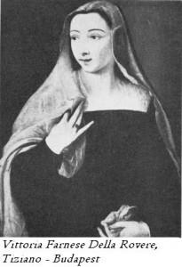 Vittoria Farnese Della Rovere