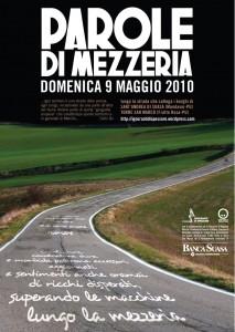 Parole di Mezzeria 2010