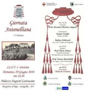 Giornata Antonelliana IV edizione