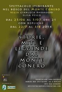 storie e miti  Conero 2014