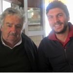 José Mujica e Frank