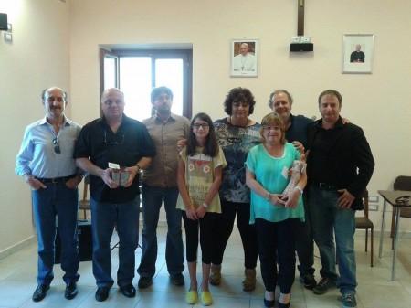 I vincitori del Premio di Poesia Cesare Vedovelli 2014